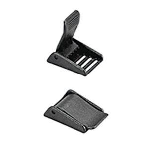 LALIZAS Gurtschnalle Boucle pour 25 mm Sangle- avec encoches- plastique- noir-afficher le titre d`origine aXhMcLLR-09084826-670110417