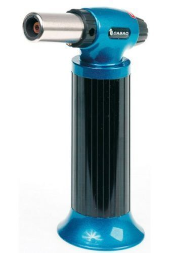 CABAC Auto Ignition Butane Powered Pro Torch GT1400 with Free Heatshrink Kit