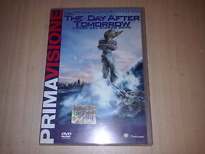 DVD-THE-DAY-AFTER-TOMORROW-ROLAND-EMMERICH-L-039-ALBA-DEL-GIORNO-DOPO-2005-20th-CENT