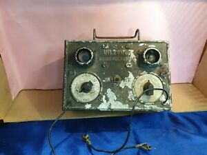 Vintage-milesmor-condenser-Tester-not-working-no-plug-display-only