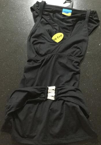 2 Ladies AQUA BLU Tankini Swimwear Assorted Styles Sizes /& Colours