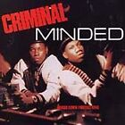 Criminal Minded [Bonus Track] by Boogie Down Productions (CD, 1987, Traffic Entertainment Group)