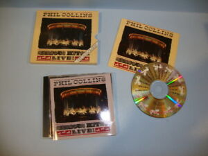 Serious-Hits-Live-by-Phil-Collins-CD-Nov-1990-Atlantic-Label