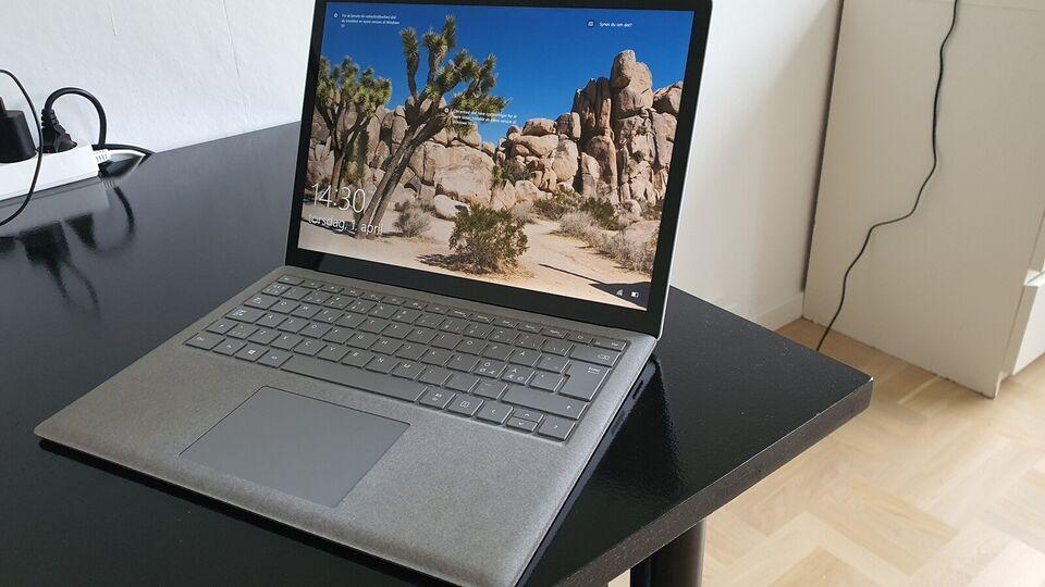 Microsoft Surface laptop 2/3, i5, 8 GB ram