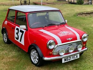 CRACKING CLASSIC MINI 1275CC- MANUAL- EXCELLENT ALL ROUND CONDITION-SOLID-1275GT