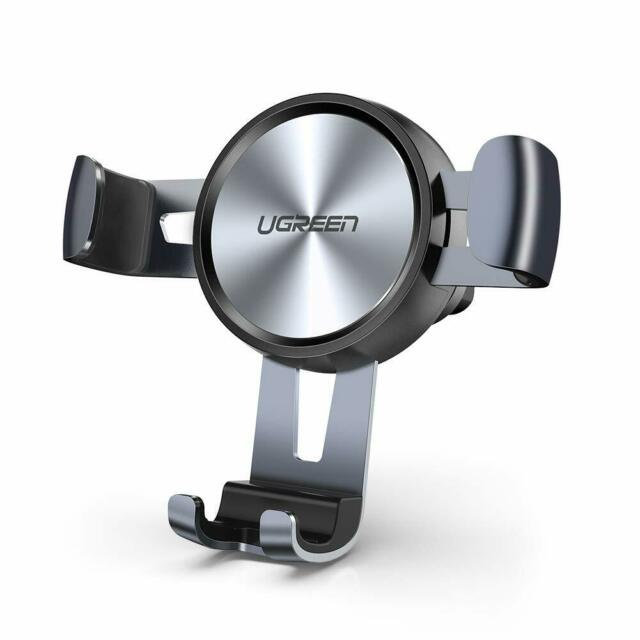UGREEN Magnetic Car Phone Holder Air Vent Mount Mobile Magnet Clip Stand Cradle Compatible for iPhone 11 Pro Max XR XS X 8 7 SE Samsung S20 S10 S9 A70 A51 A20e A71 A10