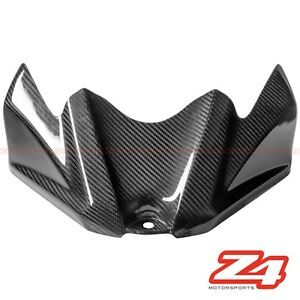 2008-2010 GSX-R 600 750 Gas Tank Front Cover Guard Fairing Cowling Carbon Fiber