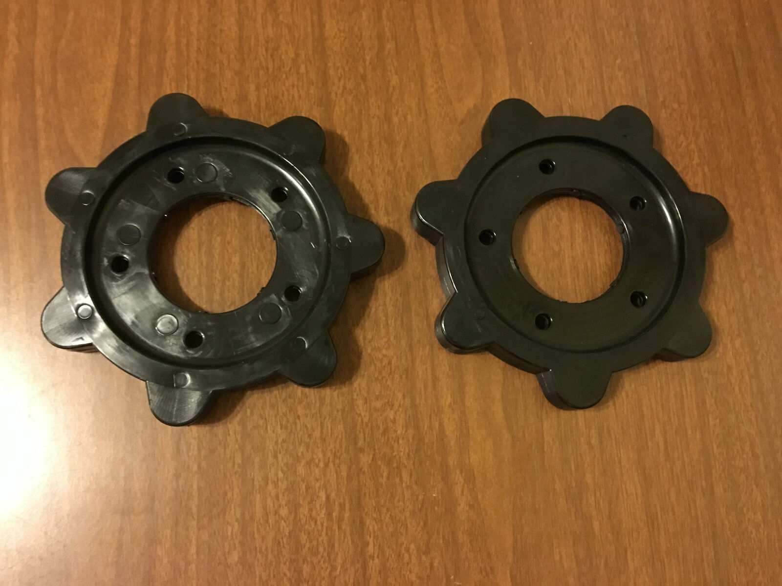 New Vintage Arctic Cat Snowmobile Track Drive Sprockets 0102-015, 1967 to 1972