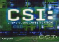 2003 Strictly Ink Csi Las Vegas Series 1 Seasons 1 2 Complete 100-card Base Set