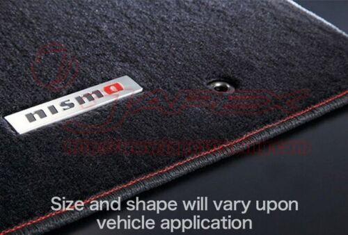 NISMO Floor Mats for NISSAN SKYLINE GT-R BNR34 74902-RNR45