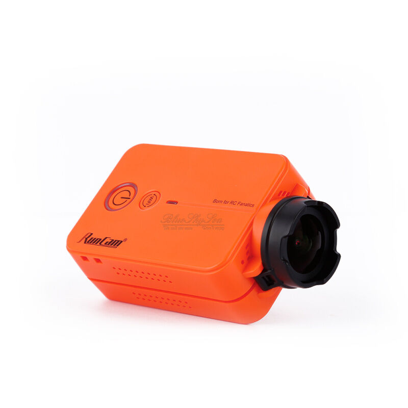 RunCam 2 HD 1080P Mini Acción vista en primera persona Record Carreras Drone Video Cámara Wifi Con Batería