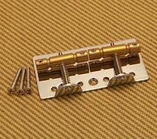 007-3882-000 Fender Squier Vintage Mod 2-Saddle '51 Tele P Bass Bridge