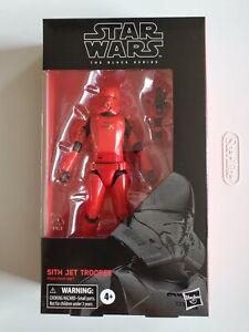 Star Wars The Black Series Sith jet Trooper #106 6 Inch
