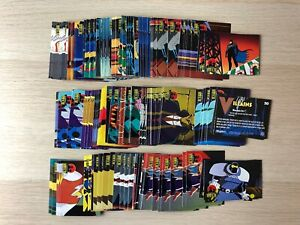Batman-amp-Robin-The-Adventures-Trading-cards-Base-set-pop-up-by-Skybox-1995