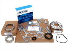 Ford F250 Super Duty 6.0 Diesel Oil Pump Rotor Gears Timing Cover Gasket Kit OEM