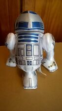 "disney star wars r2d2 7"" plush with rotating head"