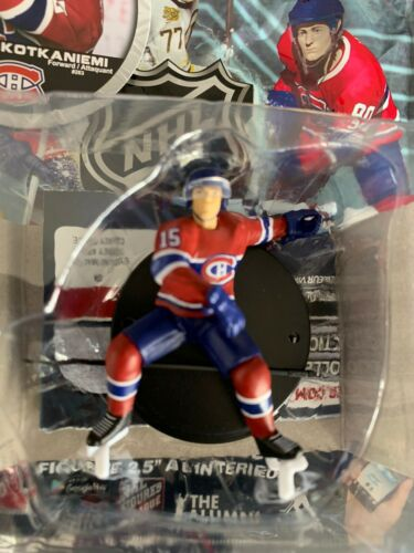 Jesperi Kotkaniemi Montreal Canadiens 2.5'' Series 2020 NHL Import Dragon Figure