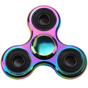 Regenbogen-Farbe-Hand-Spinner-Spielzeug-fuer-Autismus-Loeser-Hot-Praktischen