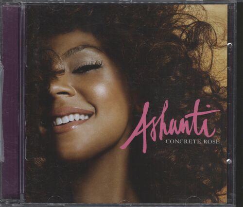 1 of 1 - ASHANTI - Concrete Rose CD