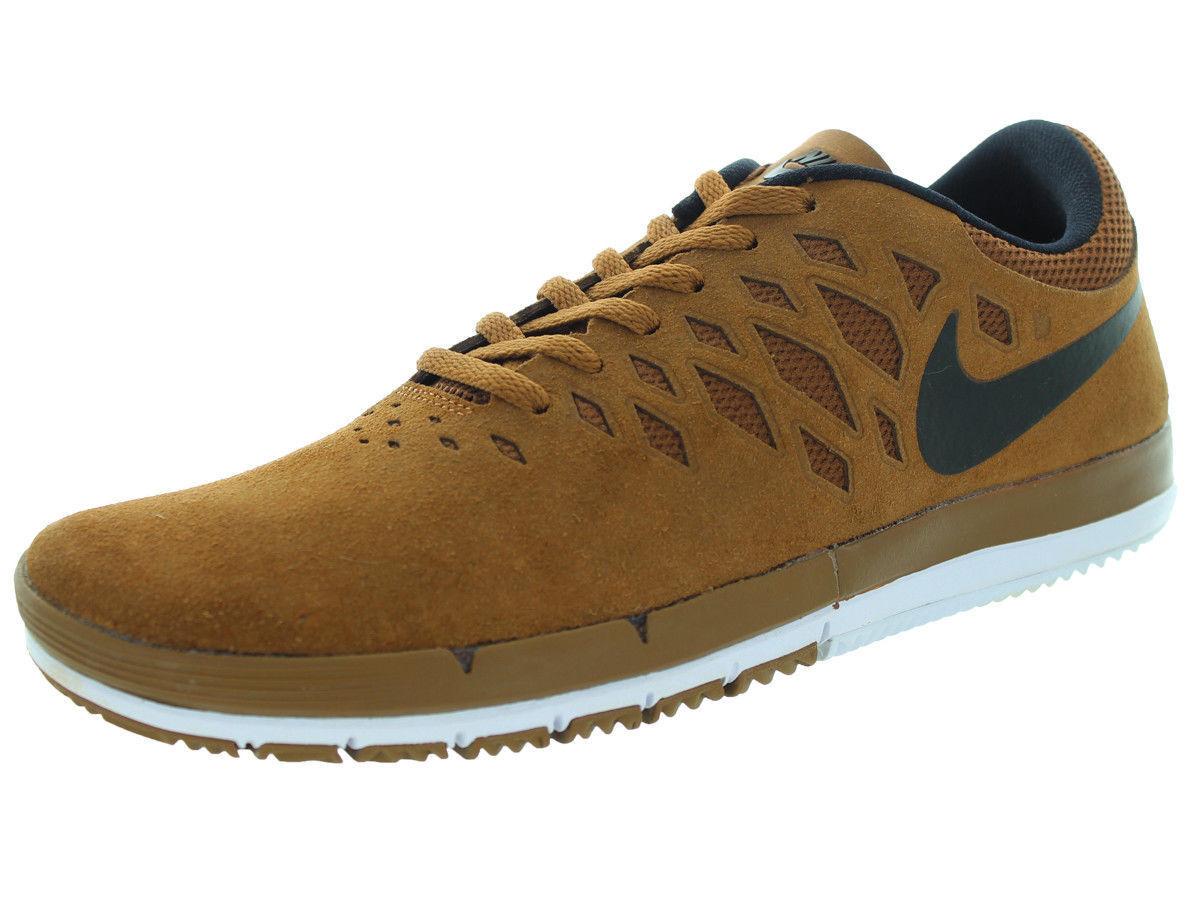 Zapatos  para Hombre Marrón/Negro/Blanco Nike Free Sb Ale Marrón/Negro/Blanco Hombre 704936 201 fe9349
