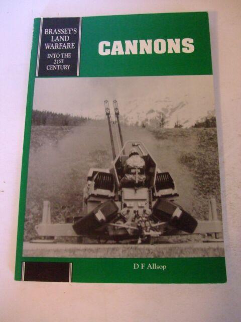 Cannons by D.F. Allsop. Land Warfare New Battlefield Weapons Systems