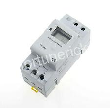 Zeitschaltuhr für Zählerschrank Flurtimer Hutschiene timer switch THC15A DC 12V