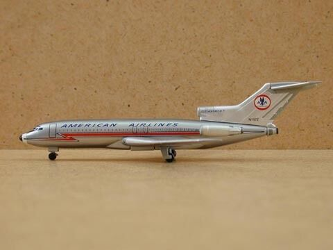 American Airlines B-727-100 (N1972), Astrojet Livery - Polish, 1 400, Jet-X