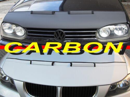 CARBON Optik Mercedes B-Klasse W246 Bj ab 11 BRA Steinschlagschutz Haubenbra