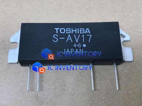 1PCS fuente de módulo de Toshiba S-AV17 nuevo 100/% garantía de calidad mejor servicio