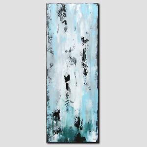 NOVAARTE-Acryl-Gemaelde-Abstrakt-ORIGINAL-Art-Deco-Malerei-Bild-Kunst-DeKo-Modern