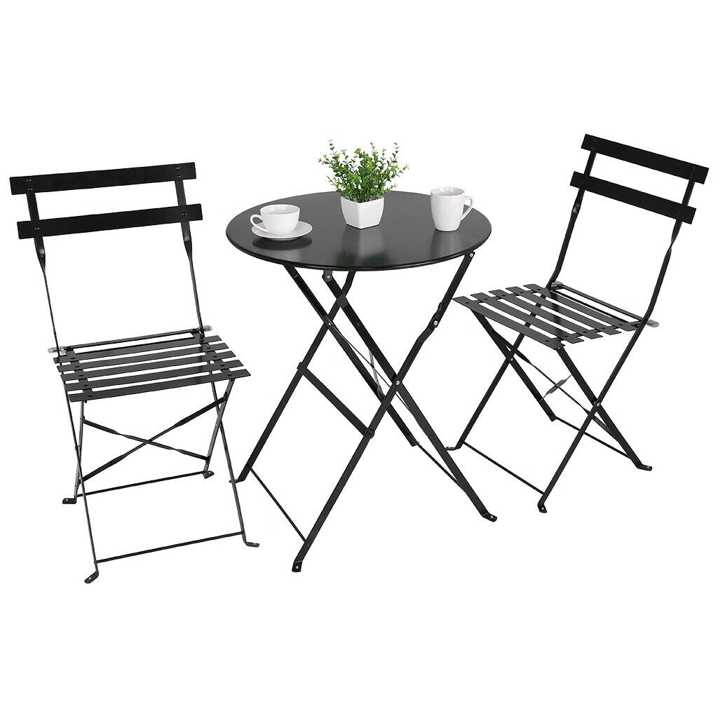 Picture of: Coral Coast Brisbane Patio Dining Bar Height Bistro Set For Sale Online Ebay