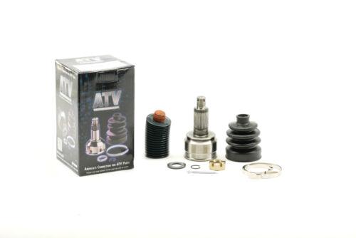 Sportsman 550//850 /& Scrambler 850 4x4 Front Outer CV Joint Kit for Polaris