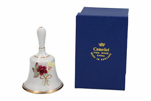 A-Camelot-Fine-Bone-China-bell-Floral-design-Boxed