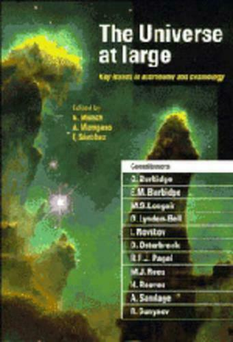 The Universe at Large by Guido Münch Galindo, A. Mampaso, Francisco Sánchez