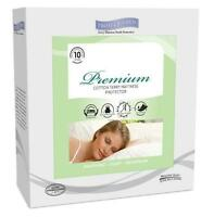 Protect-a-bed Premium Waterproof Mattress Protector Cover - Choose Your Size