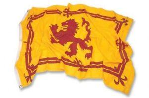 3ft x 2ft  flag SCOTLAND Rampant Lion