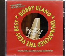 "Bobby ""Blue"" Bland - Unmatched :The Very Best (16 track CD Malaco Records CD)"