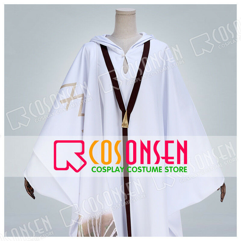 Fate Grand Order Stage 3 Enkidu Fgo Lancer Cosplay Costume Cosonsen