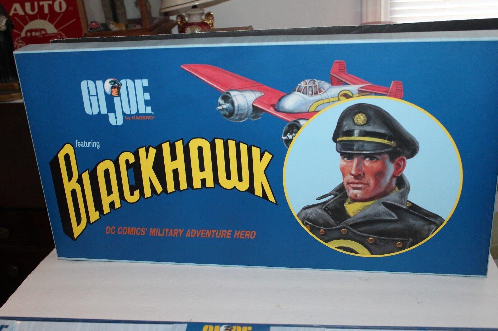 garantizado G.I. Joe Dreams & visiones DC Comics Negrohawk y y y Air Rescue & conjuntos de tropas de hielo  ofreciendo 100%