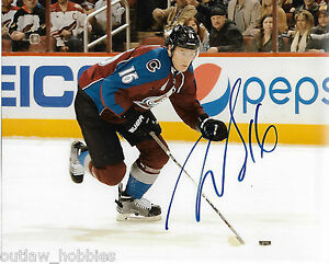 Colorado-Avalanche-Nikita-Zadarov-Signed-Autographed-Photo-8x10-COA-E