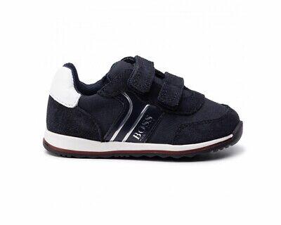 Hugo Boss J09111 849 Baby/'s Jelly Shoes Navy