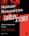 Human Resources JumpStart by Anne M. Bogardus (Paperback, 2004)