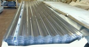 POLYCARBONATE-CORRUGATED-ROOFLIGHTS-8-3-IRON-PROFILE-660mm-various-lengths