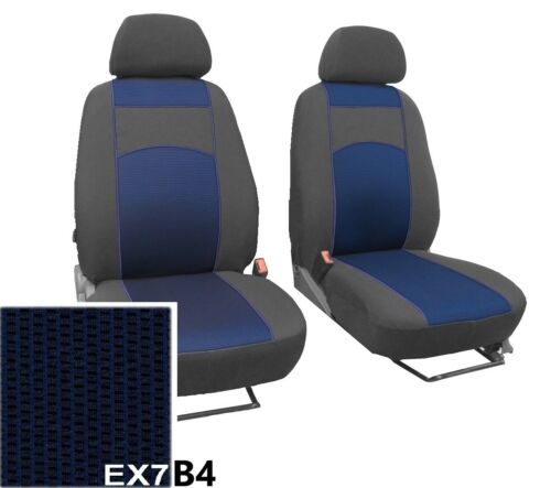 VOLKSWAGEN T6 2015 PRESENT STRONG TAILORED FABRIC SEAT COVERS MADE TO MEASURE