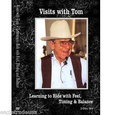 Visits with Tom by Tom Dorrance - 2 DVD Set