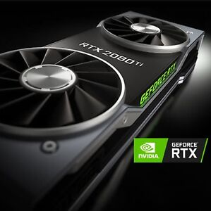 Details about NVidia RTX 2080 Ti Factory Overclocked Pre-Owned