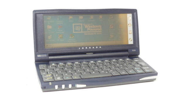 HP Jornada 720 Win for Handheld PC 2000 206 MHz  (F1816A#ABA)