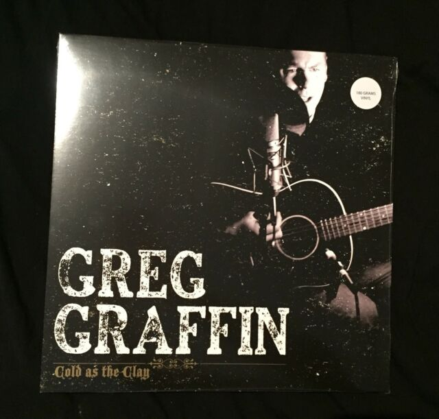 Greg Graffin -Cold As The Clay Vinyl LP NEW/SEALED - ANTI RECORD