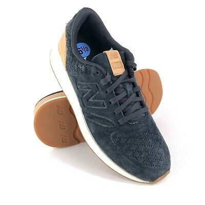 New Balance 420 Deconstructed Black Suede Running Shoes Mens Size 6.5 EUR 39.5   eBay