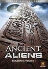 Ancient Aliens Season 5 Volume 1 3pc WS DVD